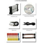 Фото 3/3 DSO6022BL, USB осциллограф+логический анализатор, 2 канала х 20МГц