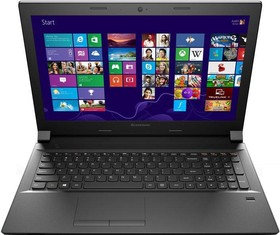 "Ноутбук LENOVO IdeaPad B5080, 15.6"", Intel Core i3 5005U, 2ГГц, 6Гб, 1000Гб, AMD Radeon R5 M330 - 2048 Мб, DVD-RW, Windows (80EW05LDRK)"