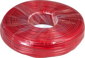 Кабель телефонный 4 жилы красный (0.12мм х7)