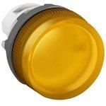 1SFA611400R1003, Линза индикатора, Желтый, Круглая, 22 мм ...