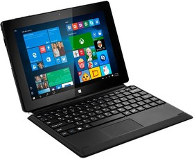 Планшет PRESTIGIO MultiPad Visconte 4U, 2GB, 16GB, Windows 10 черный [pmp1010tdbk]