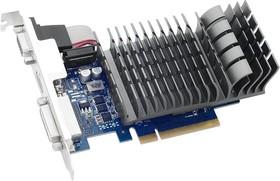 Видеокарта ASUS GeForce GT 710, GT 710-1-SL, 1Гб, DDR3, Low Profile, Ret
