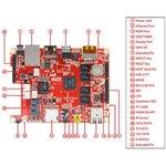 Фото 2/5 Cubieboard 5 / Cubietruck Plus, Одноплатный компьютер на базе SoC Allwinner H8 (Octa-Core ARM Cortex A7)
