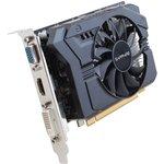 Видеокарта SAPPHIRE Radeon R7 250 2G D3, 11215-21-10G, 2Гб, GDDR3, OC, oem