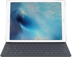 Клавиатура APPLE Smart Keyboard, iPad Pro 12.9 черный [mjyr2zx/a]