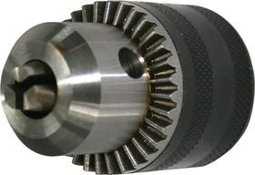 Патрон ключевой ПРАКТИКА 030-207 13мм конус В16