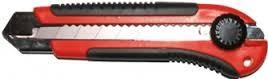 831401 25мм 2-компонентная рукоятка, Нож строительный