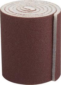 """35621-080, Бобина поролоновая ЗУБР """"МАСТЕР"""" с абразивным покрытием, Р80, 93х5х1000мм"""