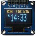 Часы, будильник, таймер на Arduino. v1.0