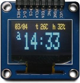 Фото 1/3 Часы, будильник, таймер на Arduino. v1.0