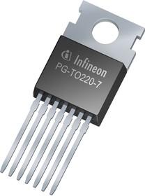 BTS612N1 E3230, Интеллектуальный ключ, PROFET, 2-канала 62В (каждый 2.3А 200мОм) [TO-220AB-7]