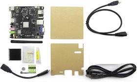 Фото 1/6 Cubieboard 4 / CC-A80, Одноплатный компьютер на базе SoC Allwinner A80 (Octa-Core ARM Cortex A15 x 4, A7 x 4)