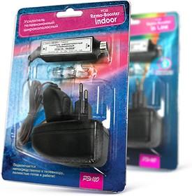Фото 1/2 УСШ-2А-DX IN DOOR, Усилитель антенный с блоком питания, МВ/ДМВ