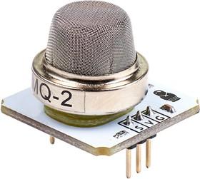 Фото 1/3 Troyka-Mq2 gas sensor, Датчик широкого спектра газов для Arduino проектов