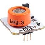 Troyka-Mq3 gas sensor, Датчик паров спирта для Arduino проектов