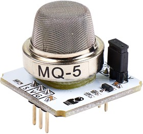Фото 1/3 Troyka-Mq5 gas sensor, Датчик горючих газов для Arduino проектов