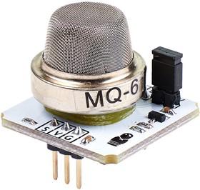 Фото 1/3 Troyka-Mq6 gas sensor, Датчик сжиженного углеводородного газа для Arduino проектов