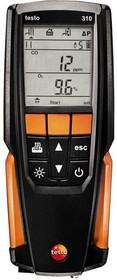 Testo 310 Комплект анализатора дымовых газов, Газоанализатор