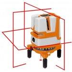 NEDO X-Liner4 460874, построитель плоскостей, Лазерный нивелир