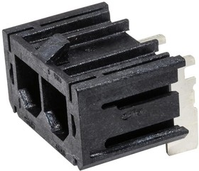 172043-0201, Разъем типа провод-плата, 7.49 мм, 2 контакт(-ов), Штыревой Разъем, Super Sabre 172043 Series