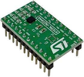STEVAL-MKI194V1, Evaluation Board, KSM6DSR iNEMO IMU, MEMS Accelerometer/Gyroscope, DIL-24 Footprint