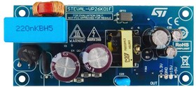 STEVAL-VP26K01F, Evaluation Board, VIPER267KDTR High Voltage Converter, For STCOMET Smart Meter, 3 Output