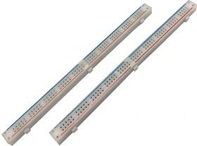 BB-102-1, Плата макетная беспаечная 165х10х10 мм (2 шт)