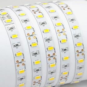 60Led-26W-IP23-12V теплый белый, Лента светодиодная, 60SMD(5630)/m, 26Вт/м, 2700Лм/м (1м)