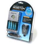 Зарядное устройство ROBITON Smart Display M1 BL1 (05967)