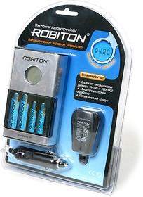 Фото 1/2 Зарядное устройство ROBITON Smart Display M1 BL1 (05967)