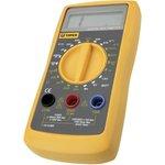 Мультиметр цифровой, TOPEX, LCD1999, режимы: A, V,,, питание 9v