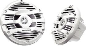 Колонки автомобильные KENWOOD KFC-1653MRW, коаксиальные, 150Вт