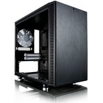 Корпус miniITX FRACTAL DESIGN Define Nano S Window ...