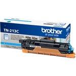 Картридж лазерный Brother TN213C голубой (1300стр.) для ...