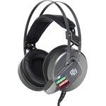 Наушники с микрофоном Oklick HS-L550G THUNDER черный 2.2м ...