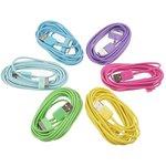 USB кабель Pro Legend Iphone 4, 30 pin, 1м, голубой (PL1352)
