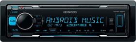Автомагнитола KENWOOD KMM-122Y, USB