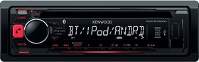Автомагнитола KENWOOD KDC-BT500U, USB