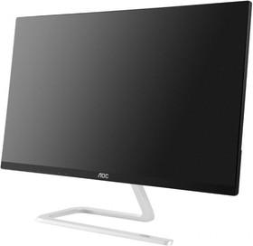 """Монитор ЖК AOC Style I2481FXH (/01) 23.8"""", черный и серебристый"""