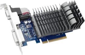 Видеокарта ASUS GeForce GT 710, 710-2-SL-BRK, 2Гб, DDR3, Low Profile, Ret