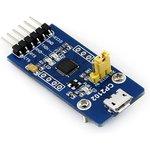 CP2102 USB UART Board (micro), Преобразователь USB-UART на ...
