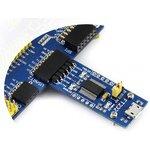 Фото 2/5 FT232 USB UART Board (micro), Преобразователь USB-UART на базе FT232 с разъемом USB micro