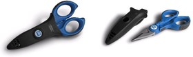 Фото 1/2 52000035 WEICON № 35 Универсальные ножницы монтажника для резки провода/кабеля и снятия изоляции