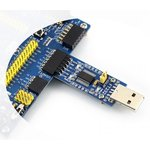 Фото 2/5 FT232 USB UART Board (Type A), Преобразователь USB-UART на базе FT232 с разъемом USB-A