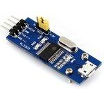 PL2303 USB UART Board (micro), Преобразователь USB-UART на базе PL2303 с разъемом USB micro