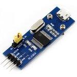 Фото 3/5 PL2303 USB UART Board (micro), Преобразователь USB-UART на базе PL2303 с разъемом USB micro