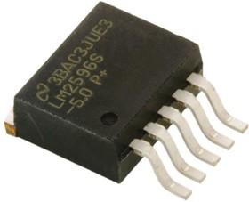 LM2596S-5.0/NOPB, STEPDOWN SWITCHING REGULATOR,LM2596S-5.0