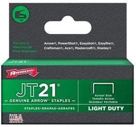 AR-276-1, Скобы (прямые) 10мм для JT21C, упаковка 1000 шт.