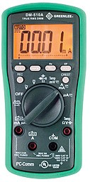 GT-DM-510A, Мультиметр GreenLee DM-510A