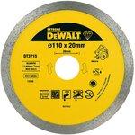 Диск алм. DeWALT DT3715-QZ EXTREME DEWALT® для плиткореза ...